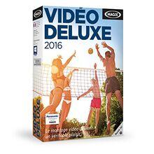 MAGIX Vidéo deluxe 2016 – Le logiciel de montage vidéo amusant.