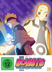 Boruto: Naruto Next Generations, Vol. 4 [3 DVDs]