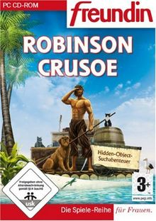 freundin: Robinson Crusoe