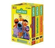 Sesamstraße: 3er Box (2-4 Jahre) Spielerisch lernen