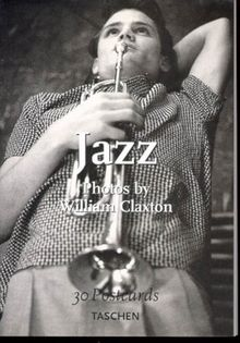 Jazz. PostcardBook (Postcardbooks)