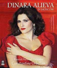 Dinara Alieva In Moscow (Moscow Conservatory, 2014) [Blu-ray]