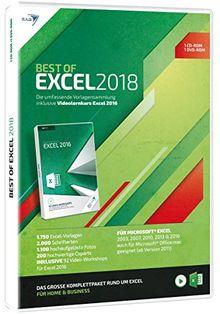 S.A.D Best of Excel (2018) mit Videolernkurs (2 CDs)