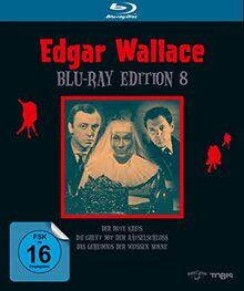 Edgar Wallace Edition 8 [Blu-ray]