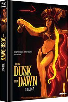 From Dusk till Dawn - Trilogy - Mediabook - Limitiert und nummeriert auf 666 Stück (+ Bonus-Bluray) [Blu-ray]