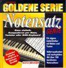 Goldene Serie. Notensatz Genie
