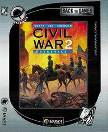 Civil War Generals 2 [Back to Games]