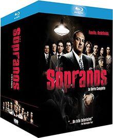 Los Soprano - Temporadas 1-6 [Blu-ray]