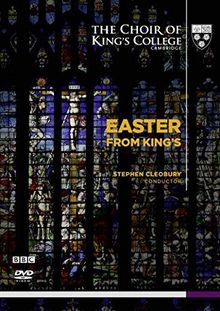 Easter from King's (The Choir of Kings College Cambridge/Stephen Cleobury) NTSC, Region 0 [DVD] [UK Import]