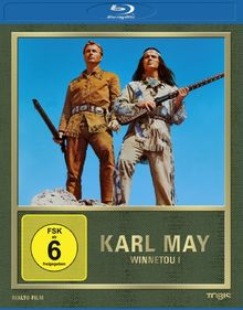Winnetou 1 [Blu-ray]