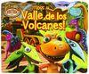 DINOTREN TODOS AL VALLE DE LOS VOLCANES (Dinotren (panini))