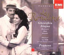 Puccini - La Rondine ~ Le Villi (Auszüge) / Gheorghiu, Alagna, Matteuzzi, Mula, Rinaldi, Ciofi, LSO, Pappano