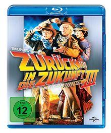 Zurück in die Zukunft III [Blu-ray]