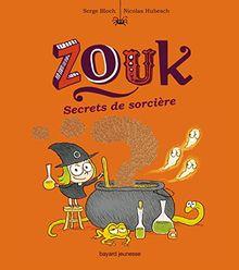 Zouk, Tome 8 : Secrets de sorcière
