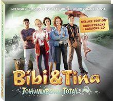 Deluxe-Soundtrack 4.Kinofilm: Tohuwabohu total