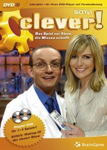 Clever ! Das Spiel zur Show, die Wissen schafft - 2 DVD