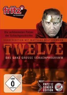 Fritz 12 SE - Die schlimmsten Patzer der Schachgeschichte (PC)