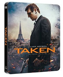 Taken - Limited Edition Steelbook [UK Import mit dt. Ton]
