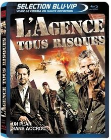 L'agence tous risque [Blu-ray] [FR Import]