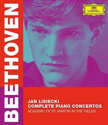 Beethoven: Complete Piano Concertos [Blu-ray]