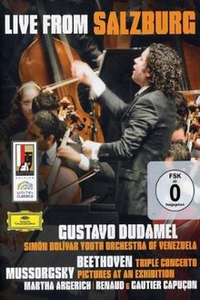 Gustavo Dudamel & Simón Bolívar Jugendorchester - Beethoven / Mussorgski