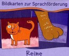 Bildkarten zur Sprachförderung: Reime