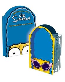 Die Simpsons - Die komplette Season 7 (Kopf-Tiefzieh-Box, Collector's Edition, 4 DVDs)