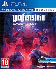 Wolfenstein Cyberpilot VR (Englisch Uncut) Playstation 4