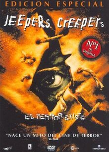 Jeepers Creepers, El Terror Existe --- IMPORT ZONE 2 ---