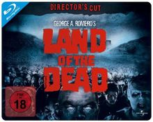 Land of the Dead - Limited Quersteelbook (Director's Cut) [Blu-ray]