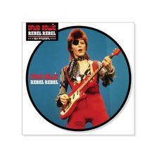 "Rebel Rebel(4oth Anniversary Ltd.Edition 7"" Pictur [Vinyl Single]"
