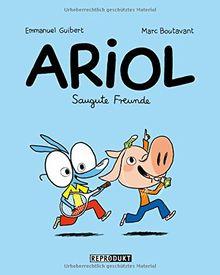 Ariol - Saugute Freunde