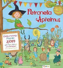 Petronella Apfelmus 2019: Party-Kalender
