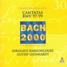 Bach 2000 (Kantaten BWV 97-99)
