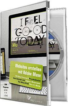 Websites erstellen mit Adobe Muse (PC+Mac)