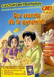 Le Club des Trouvetout CM1 : Les Secrets de la Pyramide - version 2005/2006 [Import]