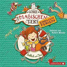 Rabbat und Ida: 2 CDs (Die Schule der Magischen Tiere. Endlich Ferien, Band 1)