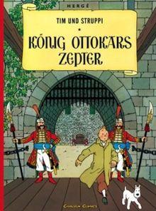 Tim und Struppi, Carlsen Comics, Neuausgabe, Bd.7, König Ottokars Zepter