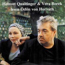 Helmut Qualtinger und Vera Borek Lesen Odön Von Horvath