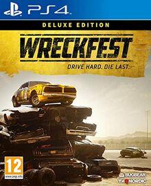 Wreckfest [Deluxe Edition] - Deutsche Verpackung