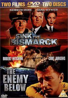Sink The Bismarck / The Enemy Below [UK Import]