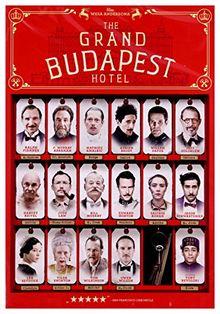 The Grand Budapest Hotel [DVD] [Region 2] (IMPORT) (Keine deutsche Version)