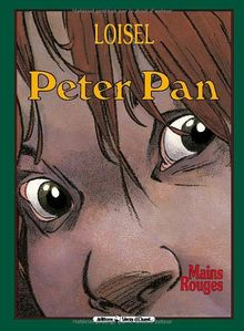 Peter Pan, tome 4 : Mains rouges