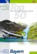 Bayern Nord und Süd 1 : 50 000. Amtliche topographische Karte. DVD-ROM für Windows 2000/XP
