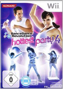 Dance Dance Revolution - Hottest Party 4