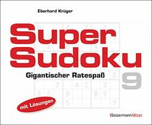 Supersudoku 9