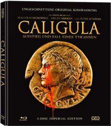 Caligula - Imperial Edition - Ungeschnittene Original Kinofassung [Blu-ray]