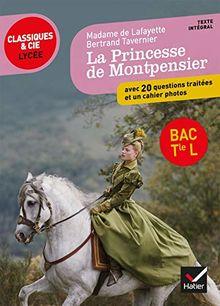 La Princesse de Montpensier : Programme de littérature Terminale L bac 2018-2019