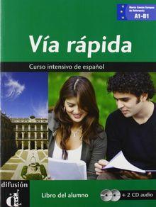 Via Rapida A1-B1 Podrecznik z plyta CD (Ele - Texto Español)
