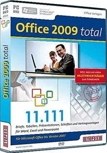 Office 2009 total